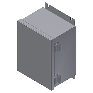 Steeline Enclosures Continuous Hinge Junction Box Type 12 Enclosure product image