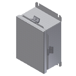 Steeline Enclosures Continuous Hinge Junction Box Type 4 & 4X Enclosure product image