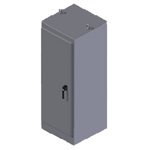 Steeline Enclosures SS Series Free Standing Type 4 & 4X Non-Disconnect Enclosure product image