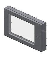 Steeline Enclosures Hinged Window Kit product image