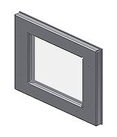 Steeline Enclosures Window Kit product image